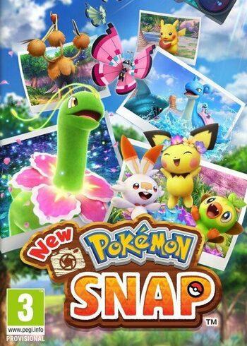 New Pokémon Snap (Nintendo Switch) eShop Key UNITED STATES