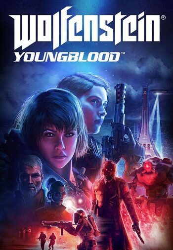 Wolfenstein: Youngblood (Uncut) Bethesda.net Klucz GLOBAL
