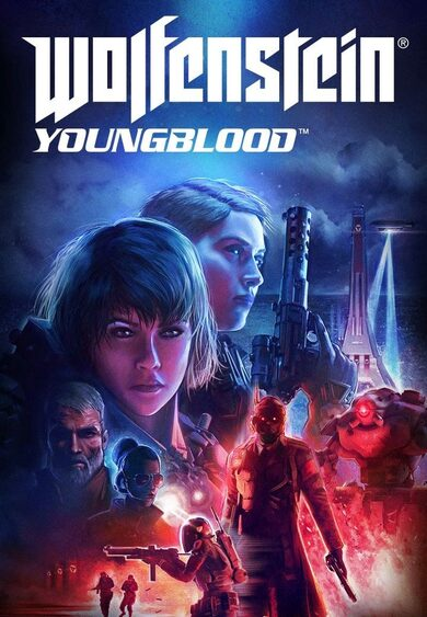 Wolfenstein: Youngblood (Uncut) Clave Steam GLOBAL