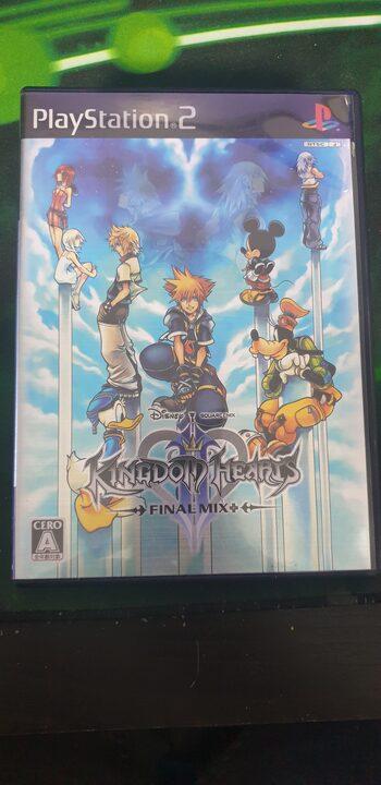 Kingdom Hearts II Final Mix PlayStation 2
