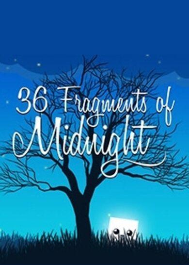 36 Fragments of Midnight Steam Key GLOBAL