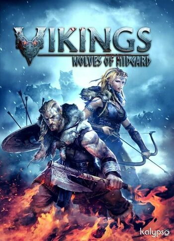 Vikings: Wolves of Midgard Steam Key EUROPE