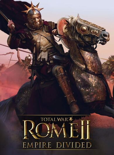 Total War: Rome II  - Empire Divided (DLC) Steam Key EUROPE