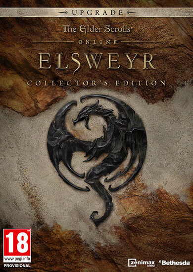The Elder Scrolls Online: Elsweyr Digital Collector s Edition (DLC) ()