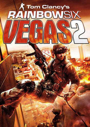 Tom Clancy's Rainbow Six: Vegas 2 Uplay Key GLOBAL