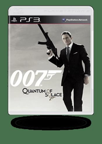 James Bond 007: Quantum of Solace PlayStation 3