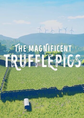 The Magnificent Trufflepigs (Nintendo Switch) eShop Key UNITED STATES