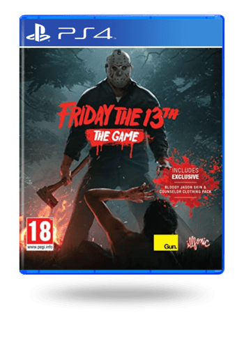 Friday the 13th: The Game PlayStation 4