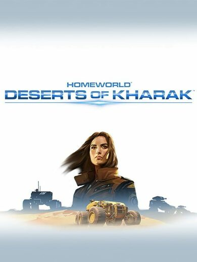 Homeworld: Deserts of Kharak (Special Edition) Steam Key EUROPE