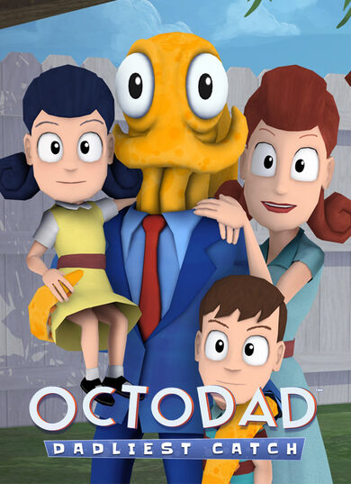 Octodad: Dadliest Catch Steam Key GLOBAL