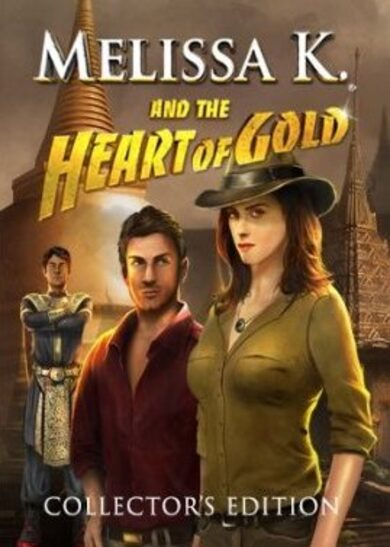 Melissa K. and the Heart of Gold (Collector's Edition) Steam Key GLOBAL