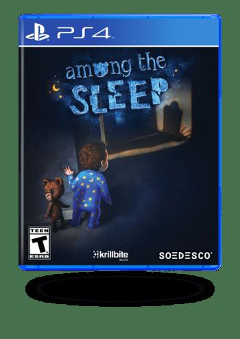Among the Sleep PlayStation 4