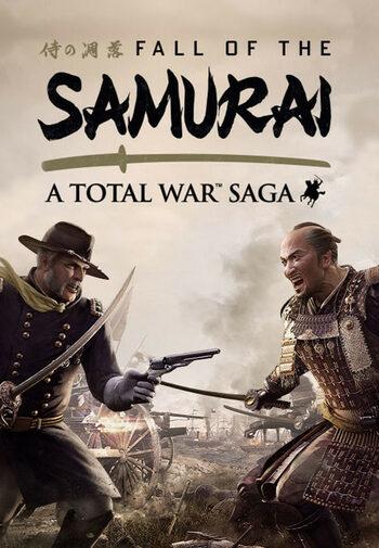 Total War Saga: FALL OF THE SAMURAI Steam Key GLOBAL
