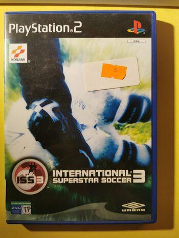 International Superstar Soccer 3 PlayStation 2
