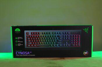 Razer Cynosa V2 Teclado Gaming Membrana RGB DE