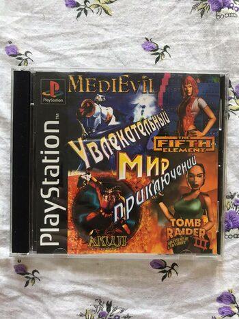 Tomb Raider 3: Adventures of Lara Croft PlayStation