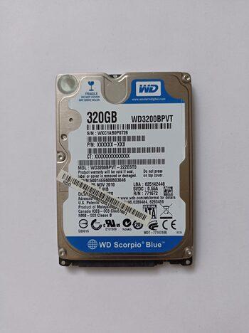 """HDD Western Digital WD3200BPVT 320GB 2,5"""""""