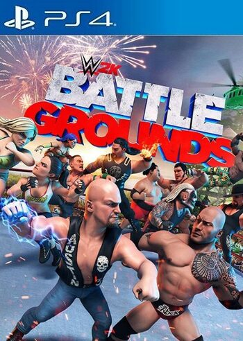 WWE 2K BATTLEGROUNDS (PS4) PSN Key EUROPE