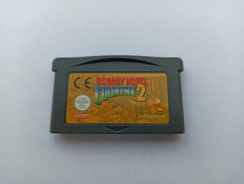 Donkey Kong Country 2: Diddy's Kong Quest Game Boy Advance