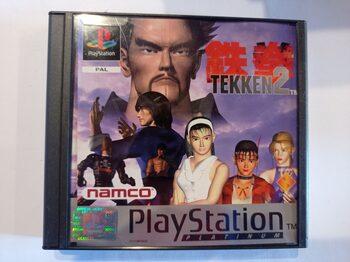 Tekken 2 (1995) PlayStation