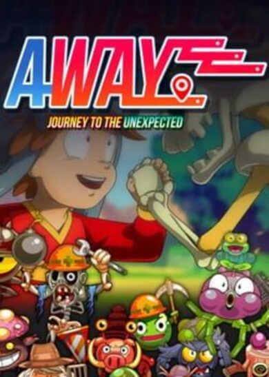 AWAY: Journey to the Unexpected Steam Key GLOBAL