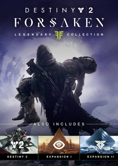 Destiny 2: Forsaken - Legendary Edition Battle.net Key EUROPE