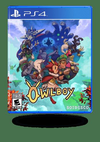 Owlboy PlayStation 4
