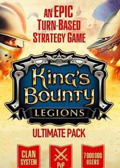 King's Bounty: Legions - True Tactician Ultimate Pack Steam Key GLOBAL
