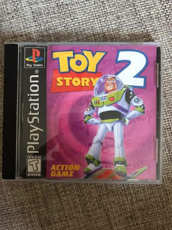 Toy Story 2: Buzz Lightyear to the Rescue PlayStation