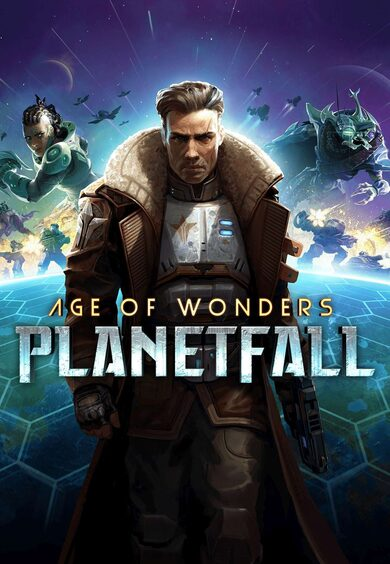 Age of Wonders: Planetfall Clave Steam GLOBAL
