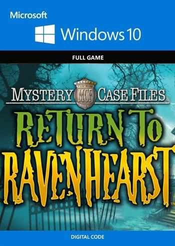 Mystery Case Files: Return to Ravenhearst - Windows 10 Store Key EUROPE