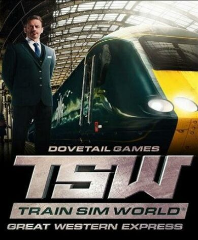 Train Sim World: Great Western Express Steam Key EMEA / NORTH AMERICA