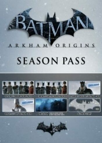 Batman: Arkham Origins - Season Pass (DLC) Steam Key GLOBAL