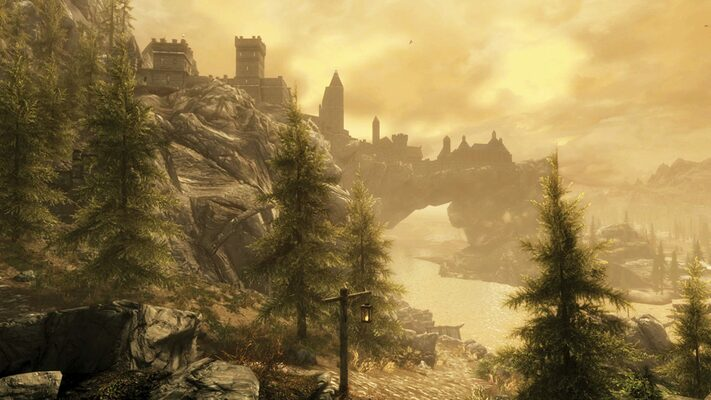 The Elder Scrolls V: Skyrim (Special Edition) Steam Key GLOBAL