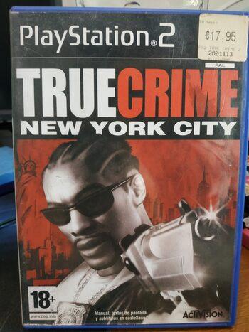 True Crime: New York City PlayStation 2
