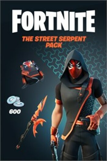 Fortnite - The Street Serpent Pack + 600 V-Bucks (Xbox One) Xbox Live Key UNITED STATES