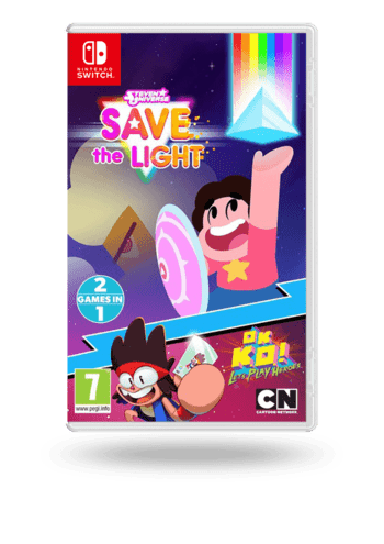 Steven Universe: Save the Light Nintendo Switch