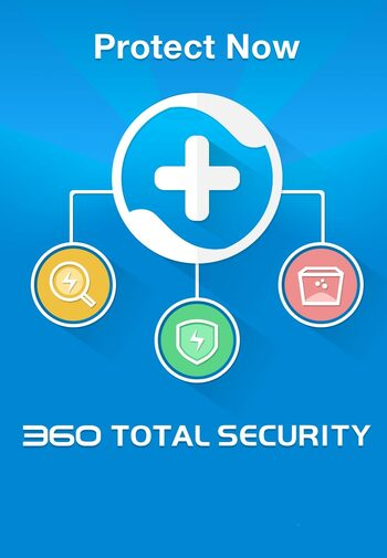 360 Total Security Premium 1 Device 1 Year Key GLOBAL