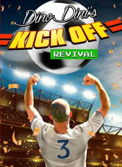 Dino Dinis Kick off Revival Steam Key GLOBAL фото
