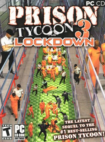 Prison Tycoon 3: Lockdown Steam Key GLOBAL