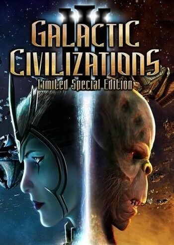 Galactic Civilization III (Limited Special Edition) Steam Key GLOBAL