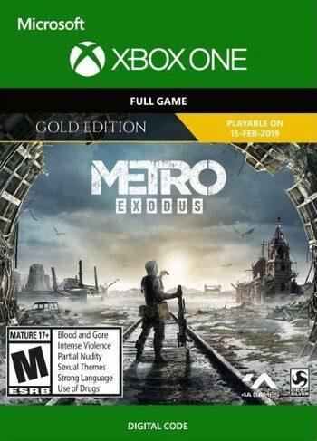 Metro Exodus (Gold Edition) XBOX LIVE Key UNITED STATES