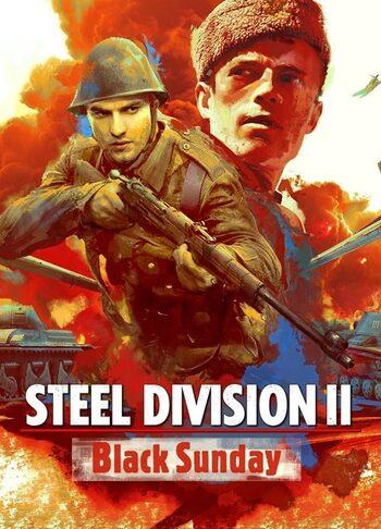 Steel Division 2 - Black Sunday (DLC) Steam Key GLOBAL