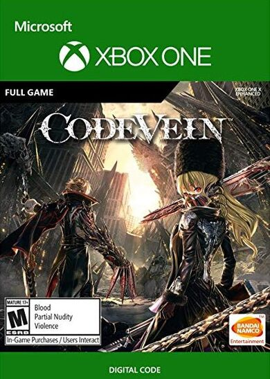 Code Vein (Xbox One) Xbox Live Key EUROPE