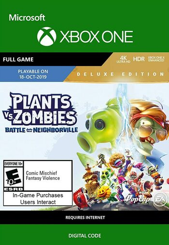 Plants vs. Zombies: Battle for Neighborville Deluxe Edition XBOX LIVE Key UNITED STATES