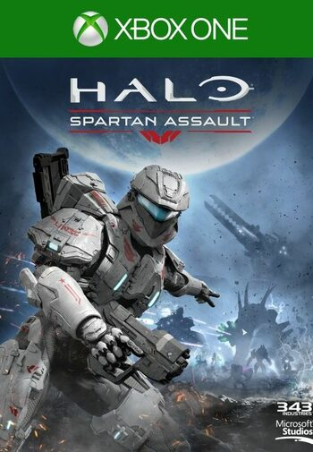 Halo: Spartan Assault XBOX LIVE Key GLOBAL