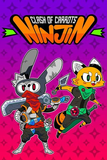 Ninjin: Clash of Carrots Steam Key GLOBAL
