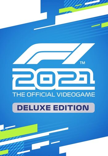 F1 2021 Deluxe Edition Steam Key GLOBAL