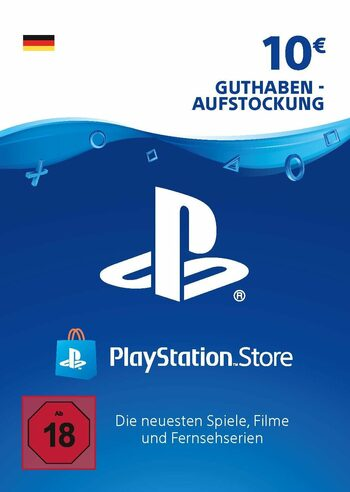 PlayStation Network Card 10 EUR (DE) PSN Key GERMANY