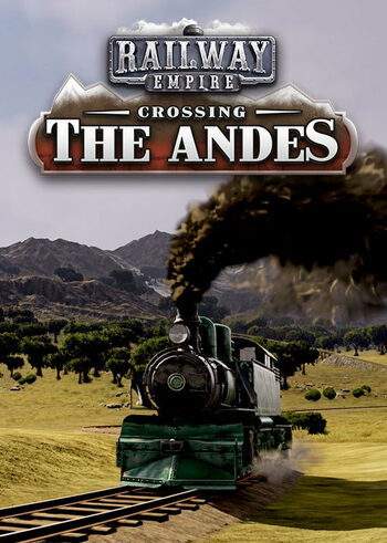 Railway Empire: Crossing the Andes (DLC) Steam Key GLOBAL